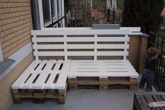 inspiration 100 recup des meubles tendance en palettes de bois le boudoir vintage. Black Bedroom Furniture Sets. Home Design Ideas